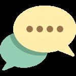 Fórum beszélgetés